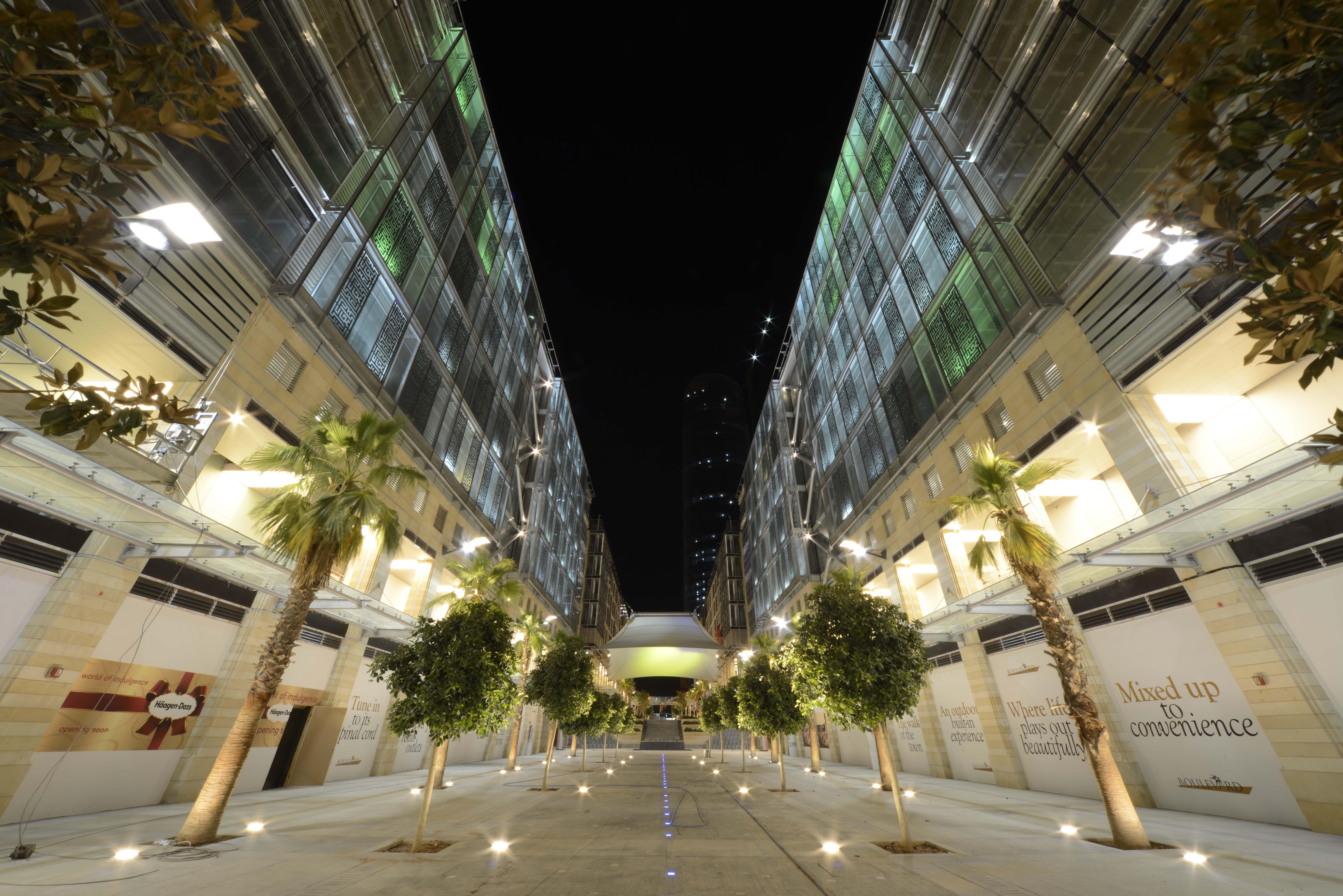 The Abdali Boulevard