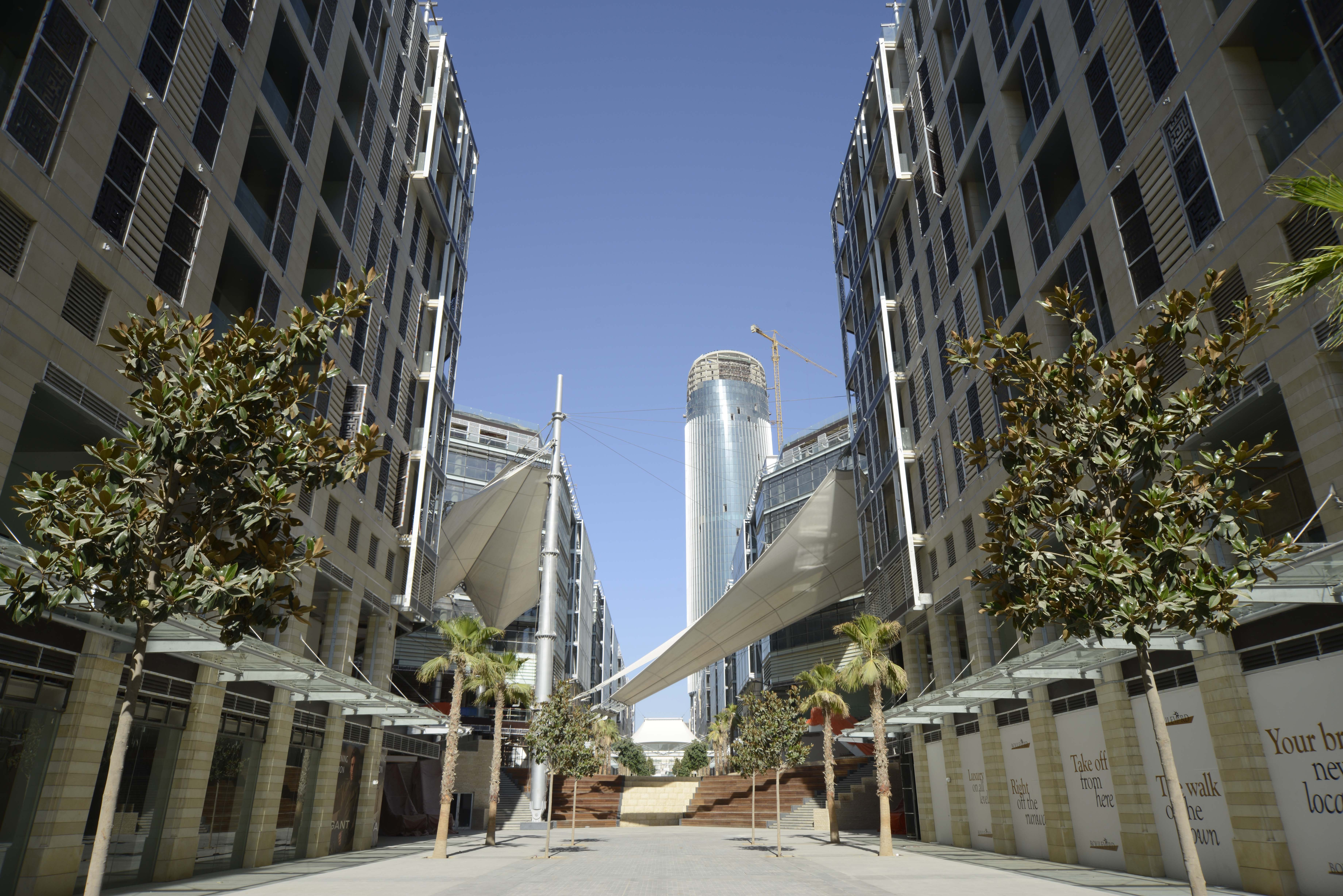 The Abdali Boulevard Masar United Contracting Co
